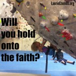 Will You Hold onto the Faith?  #PromisesOfGod #Adoption