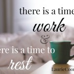 He Gives to His Beloved Sleep: The Discipline of Rest