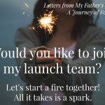 Would you like to join my launch team?