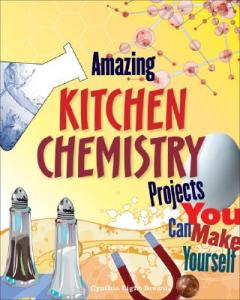 Amazing Kitchen Chemistry cover