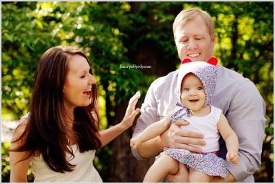 The Thrush's Lifestyle Family Portraits | lauryn byrdy