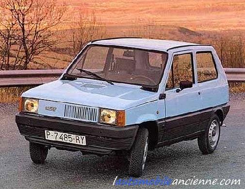 seat panda 1980 1986 l 39 automobile ancienne. Black Bedroom Furniture Sets. Home Design Ideas