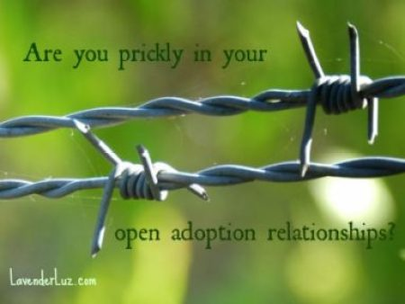 Boundaries: Our Adoption Agency Warns About Extortion