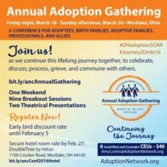 annual adoption gathering