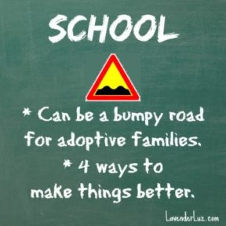 adoption in schools: helping educators better serve adoptive families