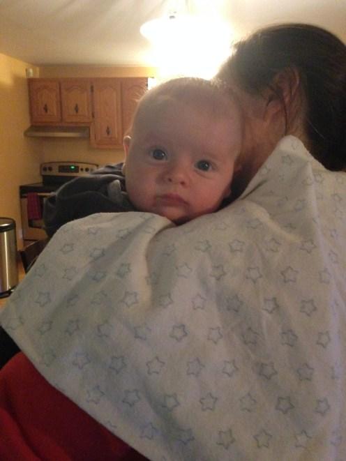 Bébé de Nathalie