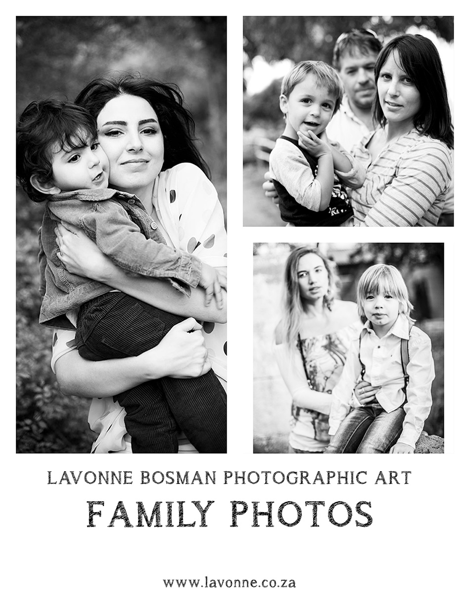 Natural light family photography
