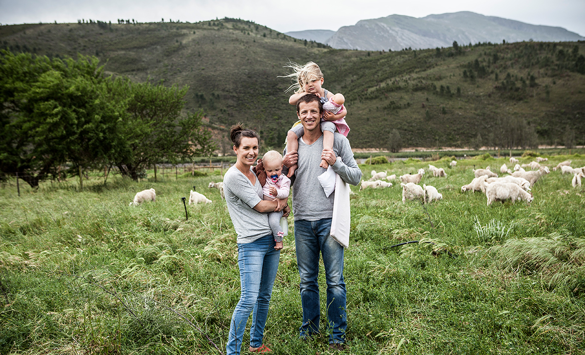 Family photography overberg