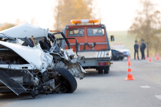 Columbia SC auto crash injury claim attorney