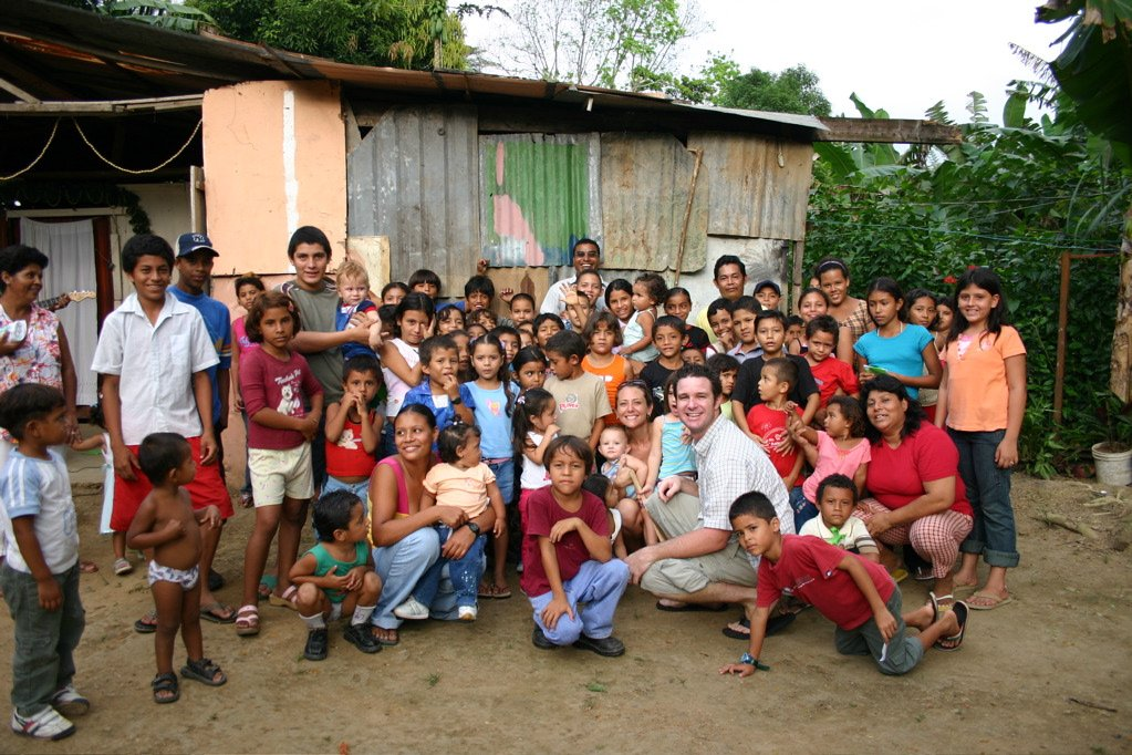 Mission Field Outreach in Costa Rica