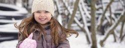 Memilih Jaket Musim Dingin Untuk Anak