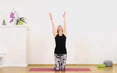 Yoga-Video: Dynamische Chakra-Aktivierung