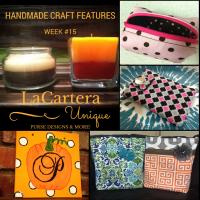 Handmade Craft Features - Week #15