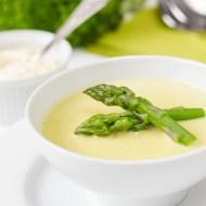 Supa cremoasa de sparanghel
