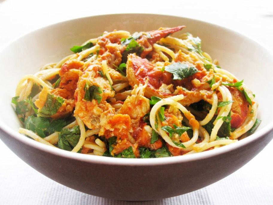 LCHF spaghetti