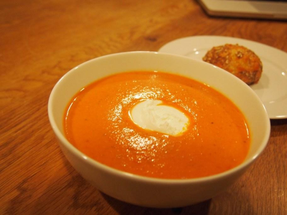 LCHF Tomato Soup