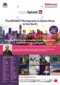 Digital Splash in October in Exhibition Centre Liverpool