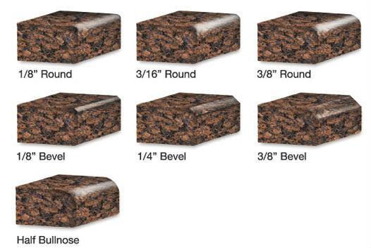 Countertop Edge Styles : Countertop Edges - Best Kitchen Edges (224) 220-3837 - LDK ...