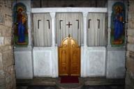 Byzantine Veil, Agios Ethftherio Church - Athens