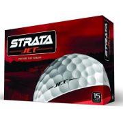 15 balles de golf Callaway Strata Jet