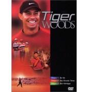 Coffret 3 DVDs Golf - Tiger Woods Sa vie, ses grand titres, son héritage