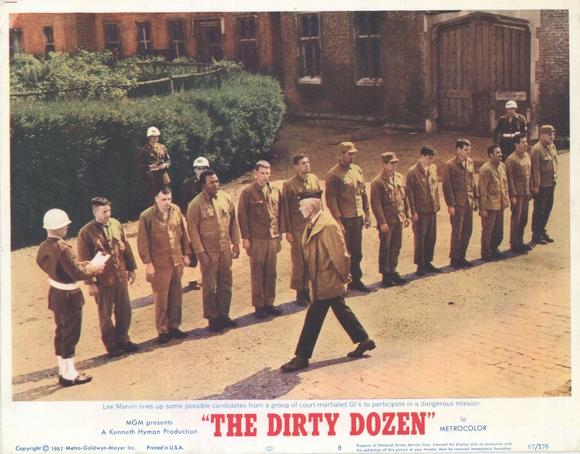 Friday Forgotten Film: The Dirty Dozen (5/5)