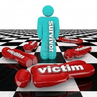 Become The Victim Of Change