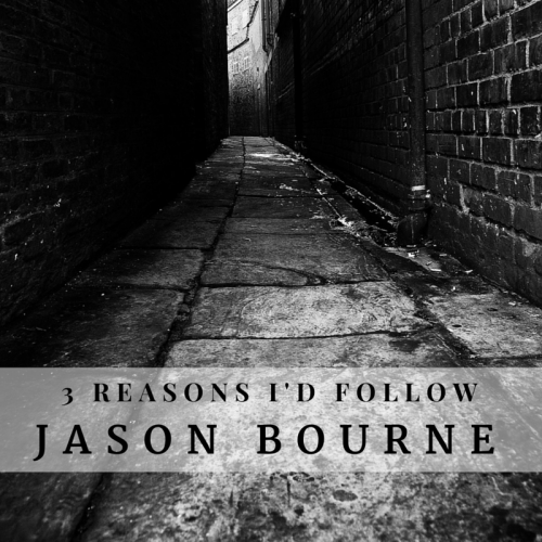 Follow Jason Bourne