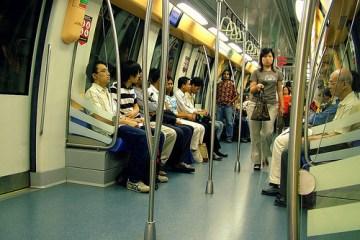 Terror on the Singapore Subway