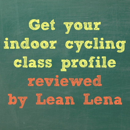 indoor cycling class profile review