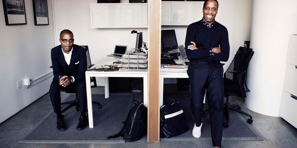The Peart brothers, stealing market share since 2006. | Photo Credit: GQ