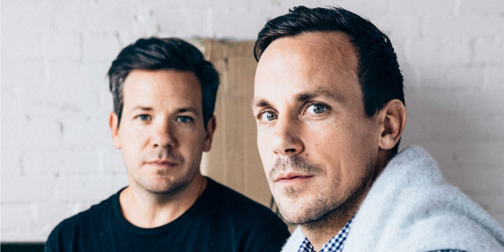 The Jaime (L) and Lyndon Cormack (R) staredown. Your store is next on their list | Photo credit: Fast Company