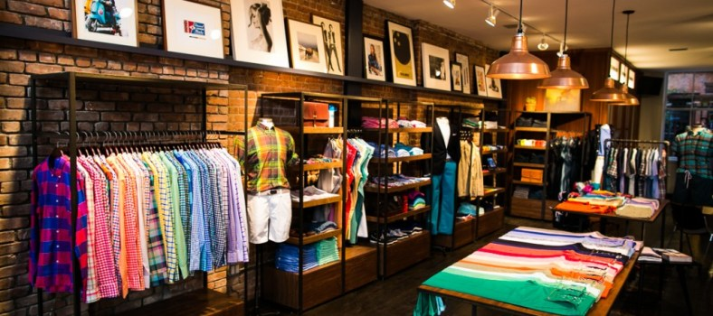 A Bonobos Guideshop | Photo credit: Bonobos