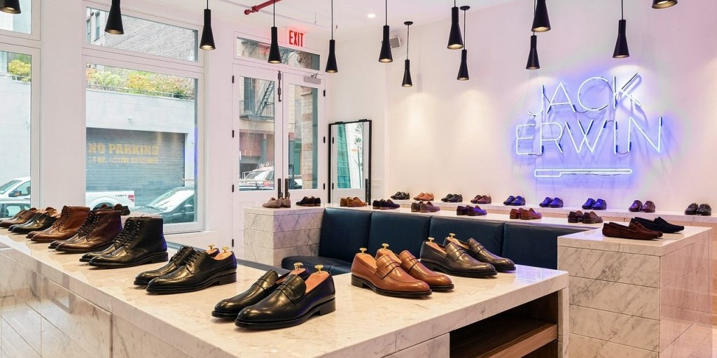 The Jack Erwin showroom in NYC | Jack Erwin