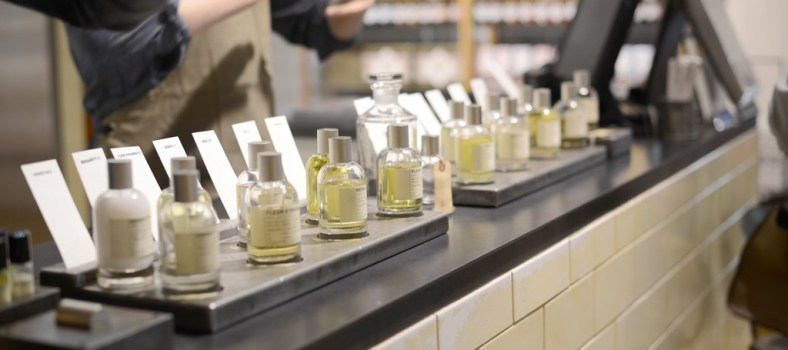 Perfume smorgasbord | Notes from a Stylist