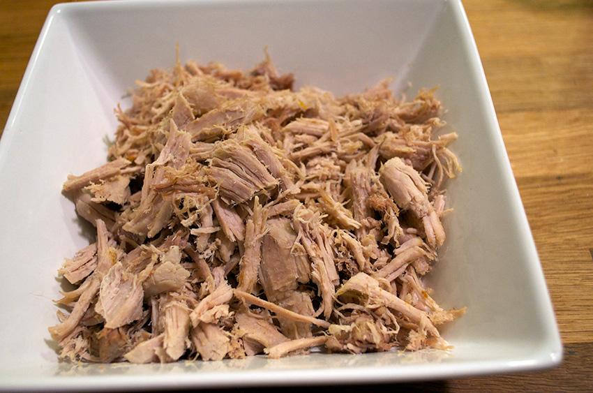 Healthy Cuban Shredded Pork