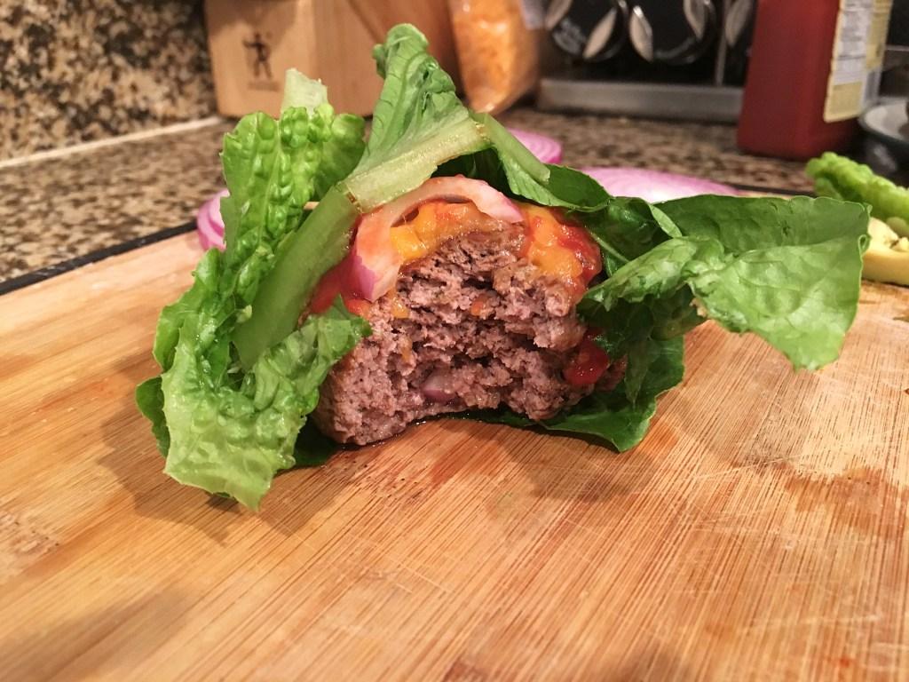 Lettuce Bun Burger