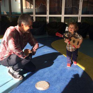 Inspiring another Generation A Guitarist
