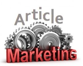 Article Marketing Online Business