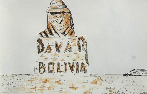 BOLIVIE - SUD LIPEZ