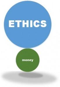ethics money