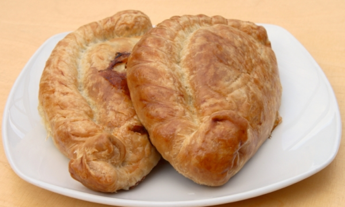 Recipe for a Cornish pasty | LearnEnglish Teens - British Council