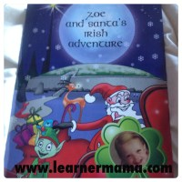Win a personalised Christmas book for your child from Digital Scribe