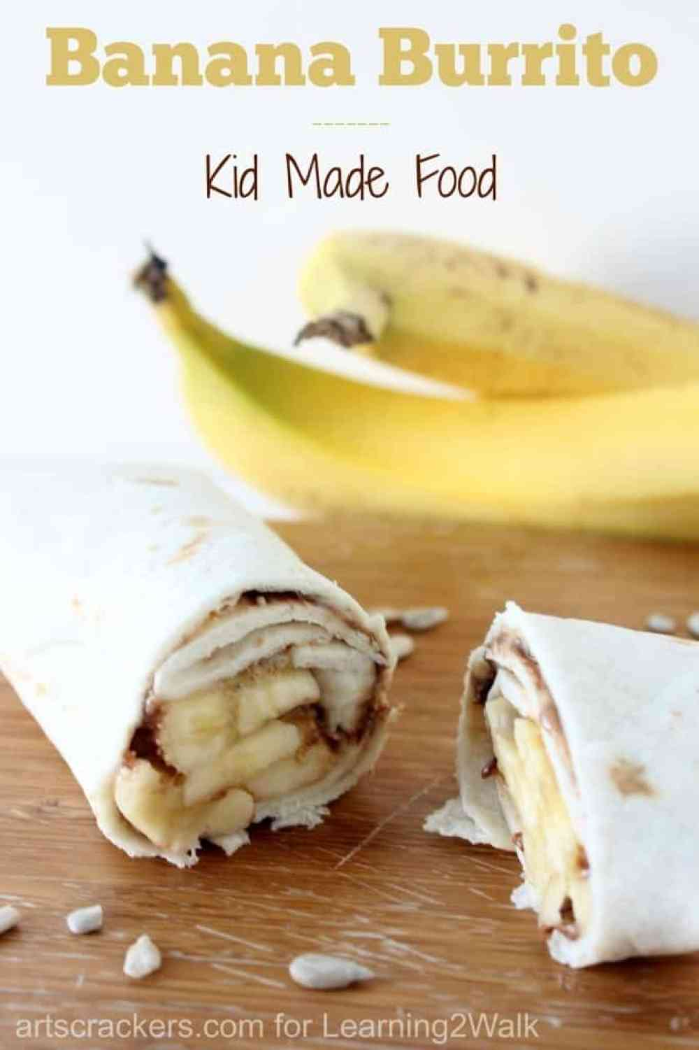 cooking-with-kids-banana-burritos