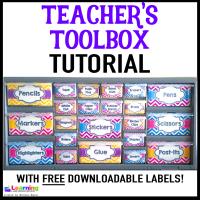 Teacher's Toolbox Tutorial
