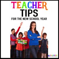 Teacher Tips – Advice for New Teachers