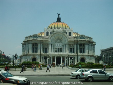 Mexico City - Palacio de Bellas Artes 2
