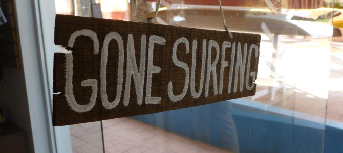 Catching a Wave – Learning to Surf in Sayulita