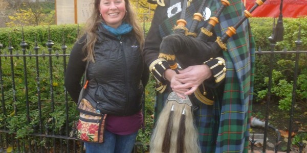 "A ""Scottish"" Day in Edinburgh"