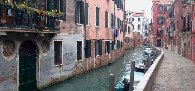 Venice – Italy's Most Romantic City?